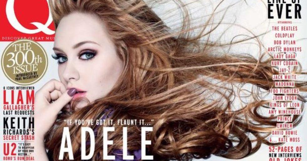 Skyfall Adele - jest już piosenka do Jamesa Bonda! [AUDIO] - Kozaczek