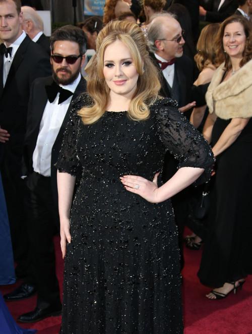 W Polsce Adele, na świecie Rihanna