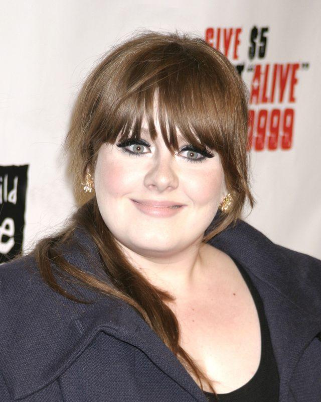 Adele pokazała fotkę z dzieciństwa. A my wracamy do czasów..