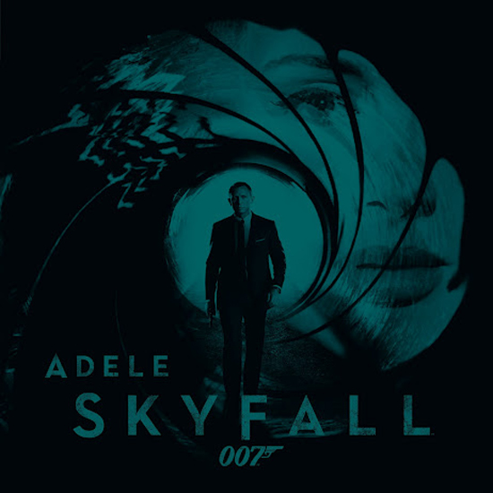Skyfall Adele - jest już piosenka do Jamesa Bonda! [AUDIO]