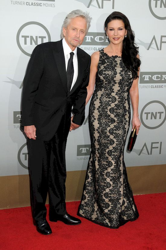 Catherine Zeta-Jones udostępniła urocze zdjęcie z Michaelem Douglasem