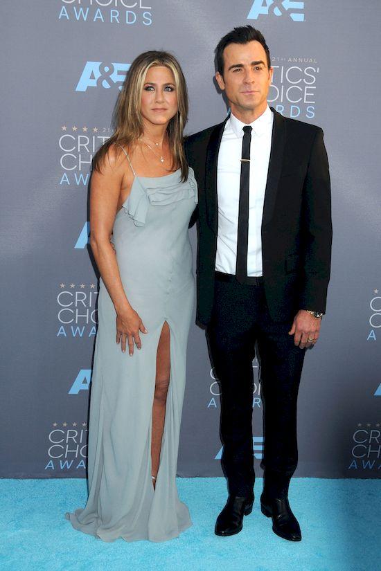 Justin Theroux to mąż idealny? Tak dba o Jennifer Aniston!