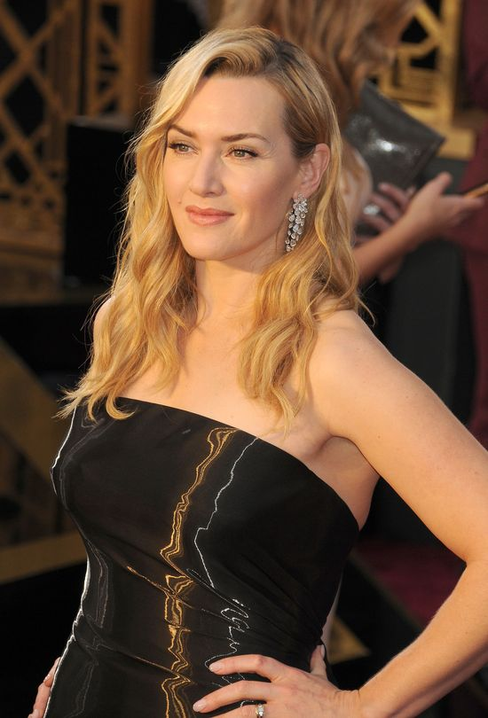 Oscary 2016: Jak Kate Winslet zareagowała na wygraną Leo?