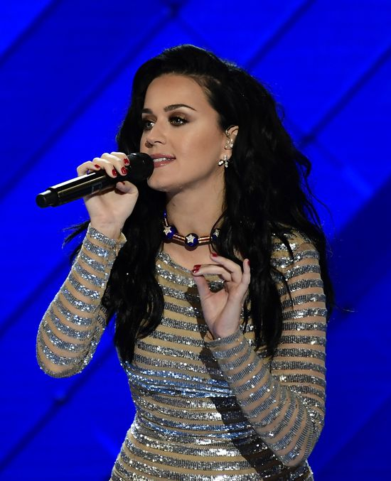 Katy Perry: Zaśpiewam z Taylor Swift, jeśli w końcu...