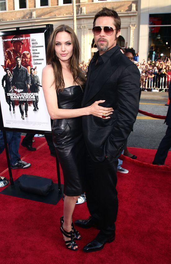 Angelina Jolie lituje si� nad Bradem Pittem? Nie chce sk�ada� zezna�!