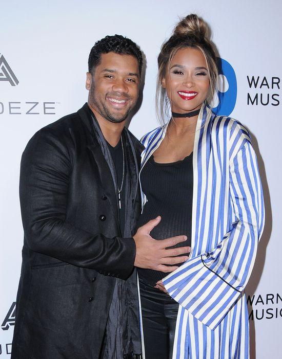 Ciara jest w kolejnej ciąży?! To zdjęcie nie może kłamać! (Instagram)
