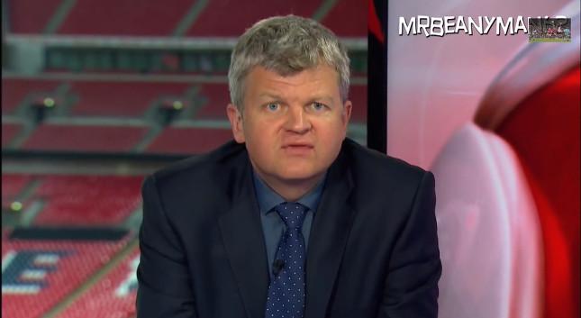 Prezenter brytyjskiej telewizji śmiał się z Polaków (VIDEO)