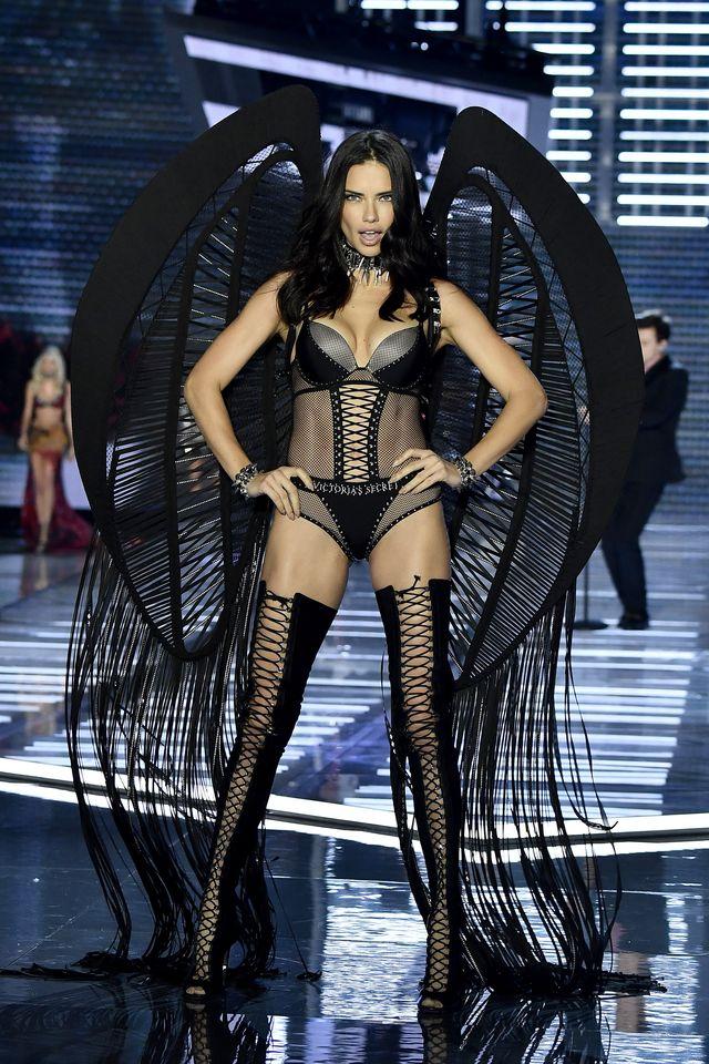To był ostatni raz Adriany Limy na wybiegu Victoria's Secret