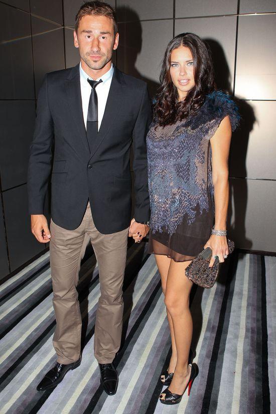 Adriana Lima i Marko Jaric są w SEPARACJI! (FOTO)