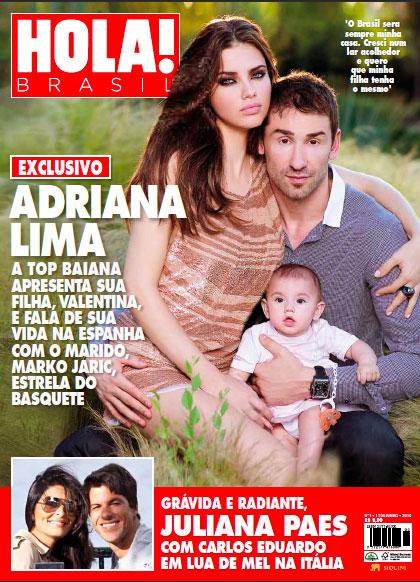 Adriana Lima urodziła córeczkę