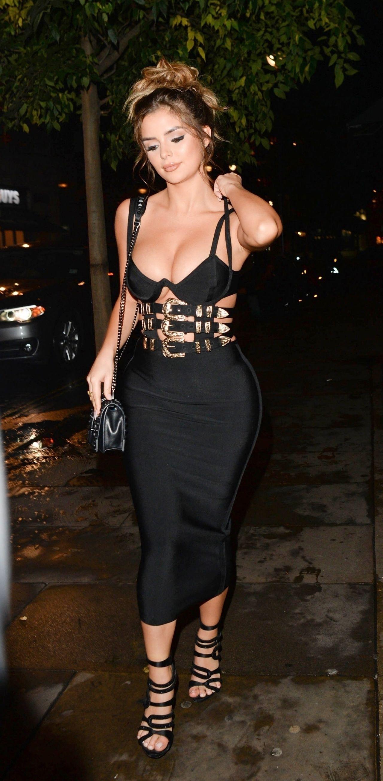Demi Rose w seksownej stylizacji – chciała być jak Kim Kardashian?