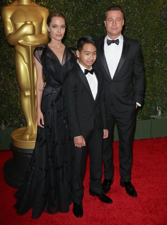 Angelina Jolie na gali Governors Awards
