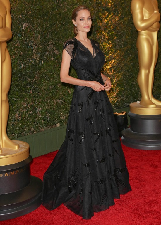 Angelina Jolie na gali Governors Awards