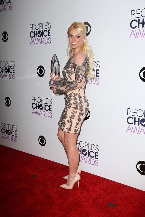 Britney Spears pokazuje swoje ciało