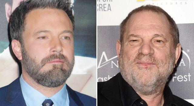 Ben Affleck potępił Weinsteina, a teraz sam został oskarżony o molestowanie!