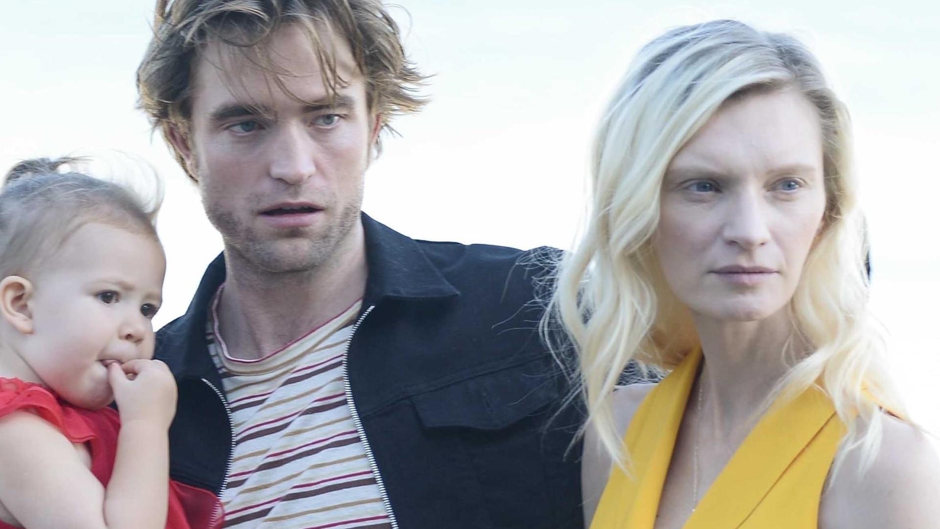 Agata Buzek u boku Roberta Pattinsona (ZDJĘCIA)