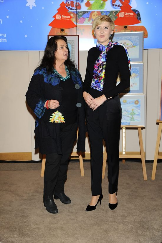 Agata Duda na imprezie z celebrytami (FOTO)