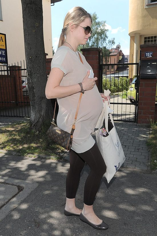Agata Rubik 3 tygodnie po porodzie (FOTO)
