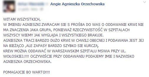 Polska Angelina WYPADŁA Z OKNA!