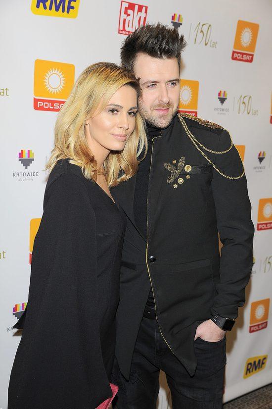 Agnieszka Hyży z mężem Sylwestra spędzą na jednej imprezie