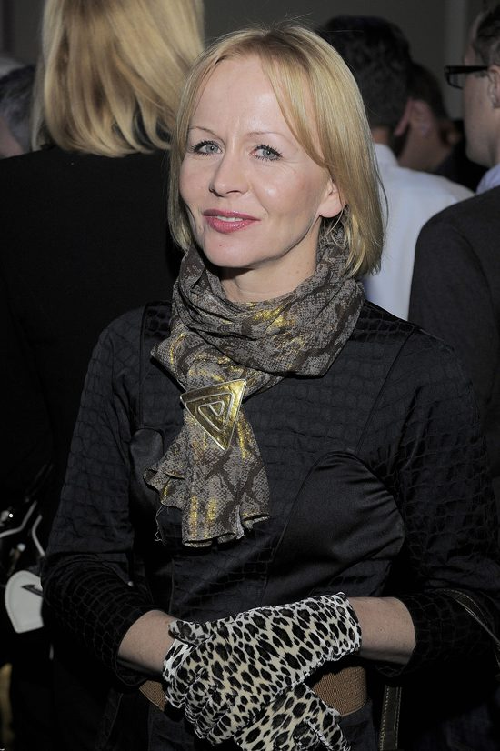 Agnieszka Kruk�wna wr�ci�a na salony (FOTO)