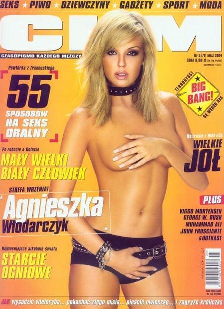 Agnieszka Włodarczyk jedną z największych gwiazd CKM (FOTO)