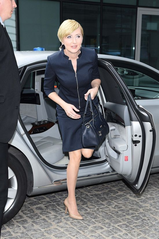 Agata Duda w końcu zacznie zarabiać. Ile wynosi pensja prezydentowej?