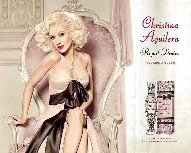 Christina Aguilera odchudzona przez grafików