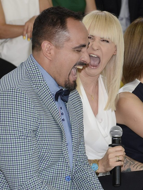 Agustin Egurrola pokazał córkę Carmen