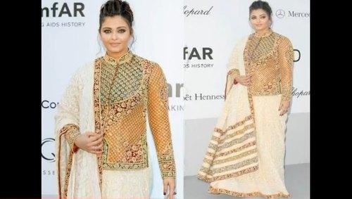 Co Aishwarya Rai pokazała w Cannes? (FOTO)