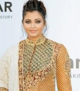Co Aishwarya Rai pokazała w Cannes? [VIDEO]