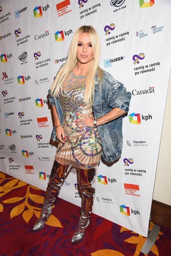 Celebryci i gwiazdy na imprezie przeciwko homofobii (FOTO)
