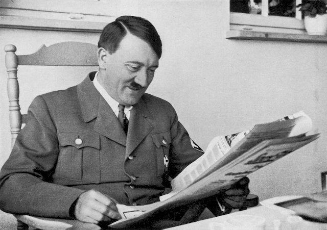 Adolf Hitler żyje?! Ma nim być 128-letni Niemiec!