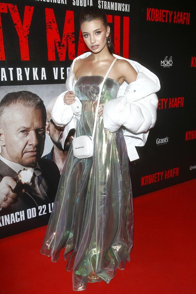 Zestresowana Julia Wieniawa: boję się premiery!