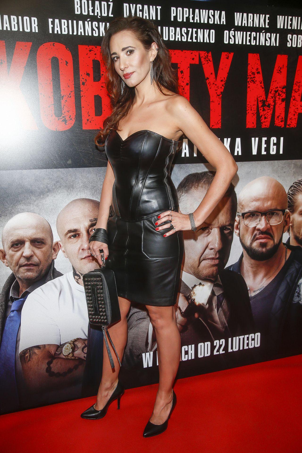 Aleksandra Popławska naga w Playboyu: