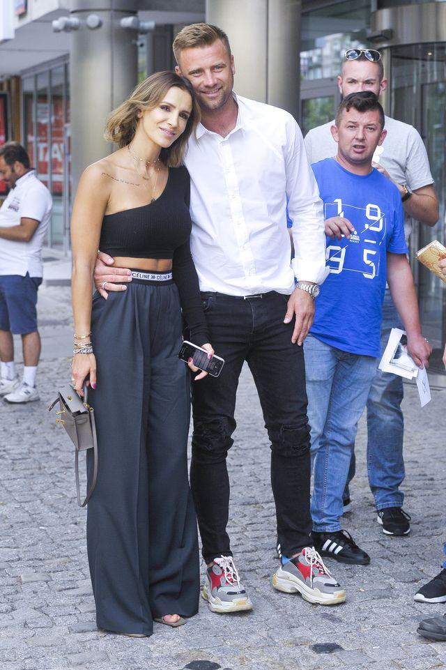 Sara Boruc: Mój mąż nie jest ogromnym kibicem piłki nożnej (VIDEO)