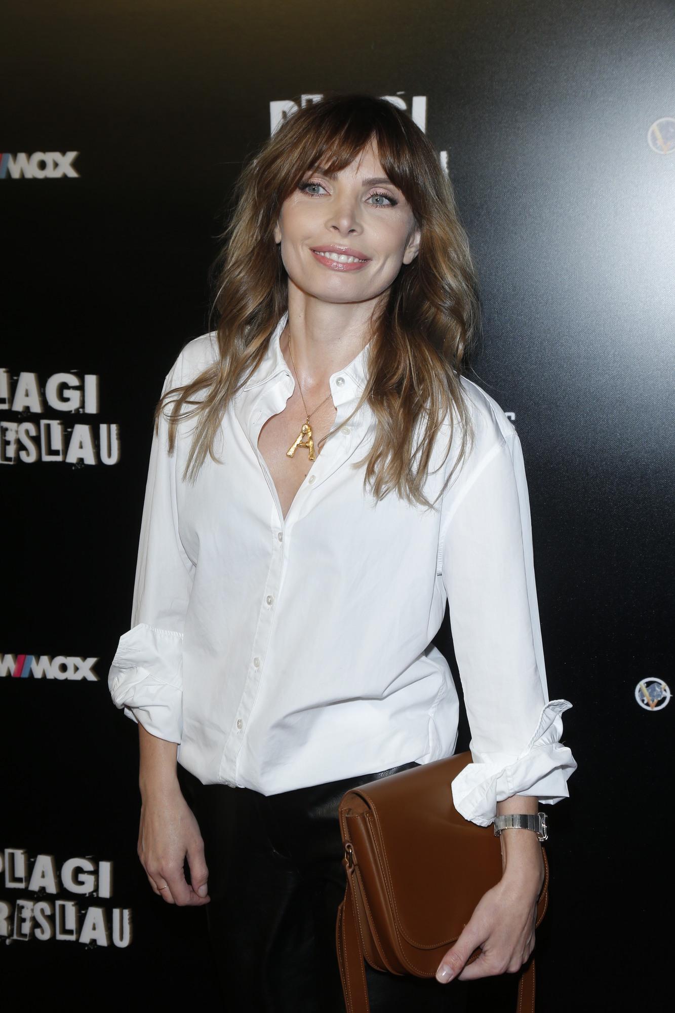 Kożuchowska w SEKSOWNEJ mini i inne gwiazdy na premierze filmu Plagi Breslau