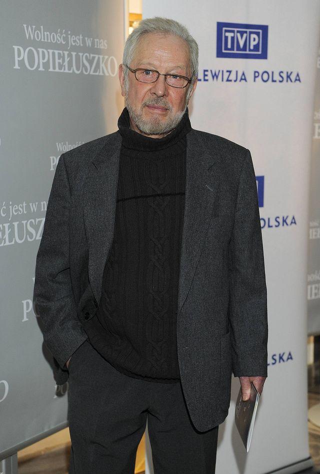 Władysław Kowalski nie żyje - aktor miał 81 lat