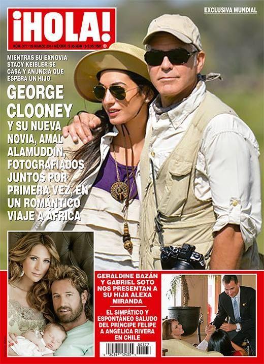 Jak Amal Alamuddin udało się usidlić George'a Clooneya?