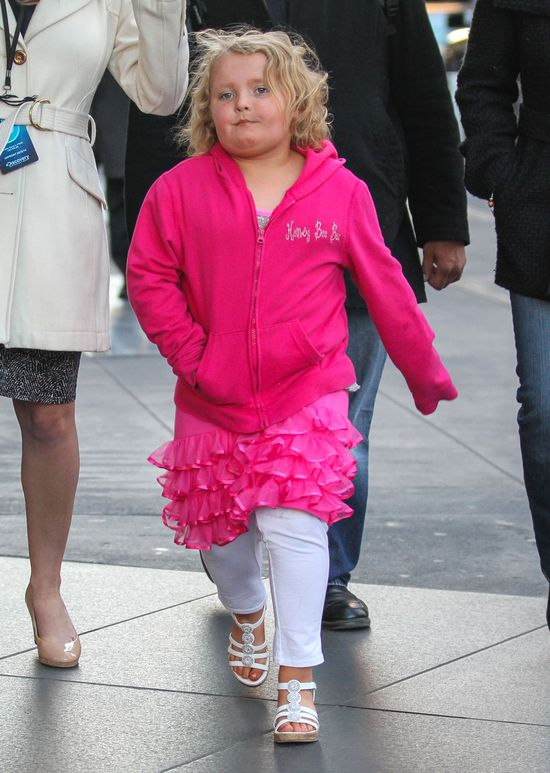 Honey Boo Boo z mam� - nie wygl�daj� na gwiazdy? (FOTO)