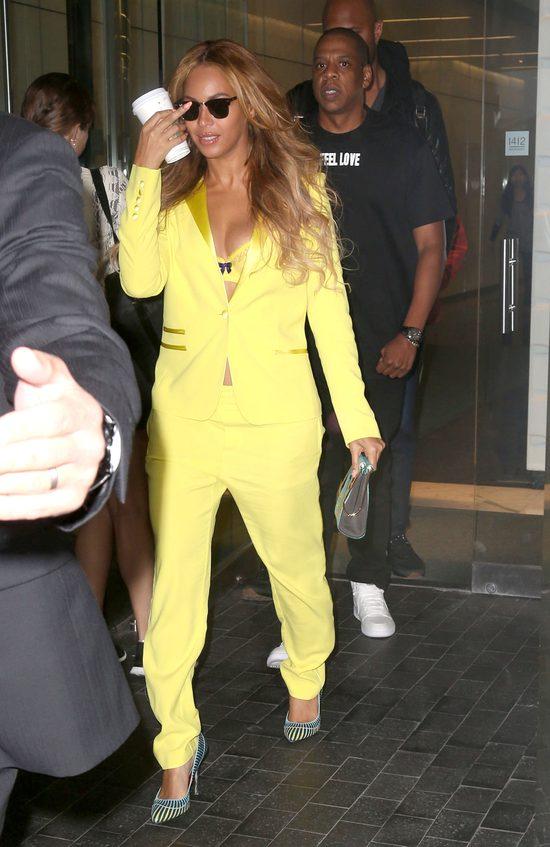 Jessica Alba przegoniła Beyonce