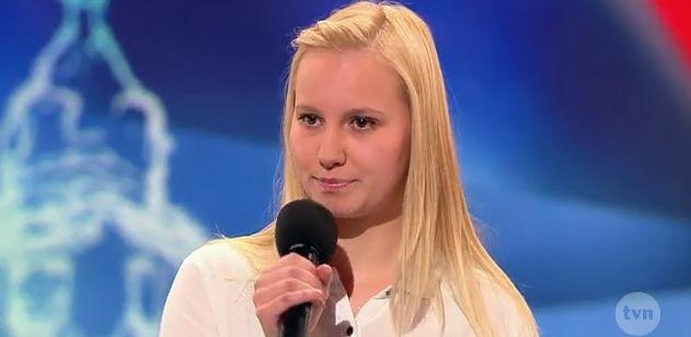 Aleksandra Borak rozkwitła – będzie finał Mam Talent?