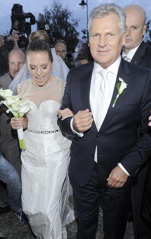 Kwaśniewski: Paparazzi na ślubie to cena popularności