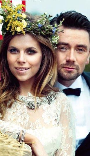 ola kwaśniewska ślub