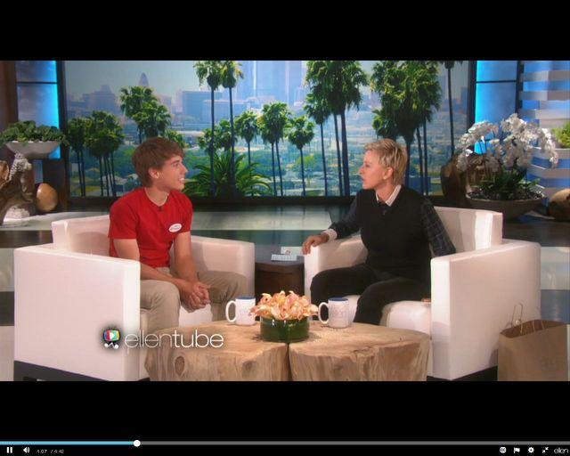 Alex from Target u Ellen DeGeneres [VIDEO]