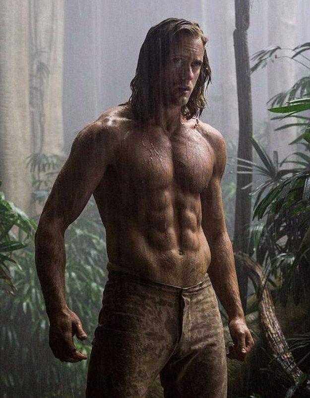 Nowy Tarzan. Na dole jest jeszcze lepiej!