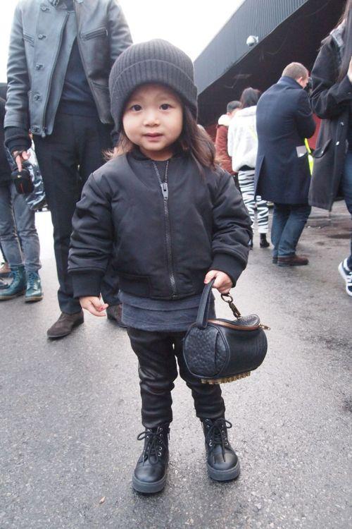 Alia Wang, czyli mała gwiazda New York Fashion Week (FOTO)