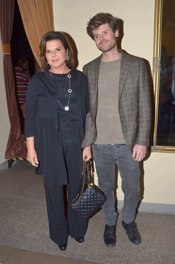 Alicja Resich Modli�ska z synem na salonach (FOTO)