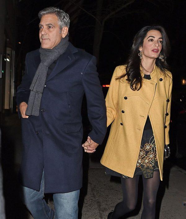 Małżeństwo Amal i Georga po 6 miesiącach dobiegło końca?