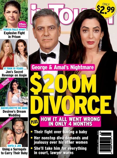 Anne Hathaway zachwycona porównaniami do Amal Clooney